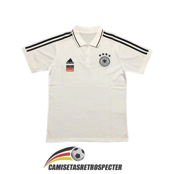 alemania 2020-2021 blanco polo