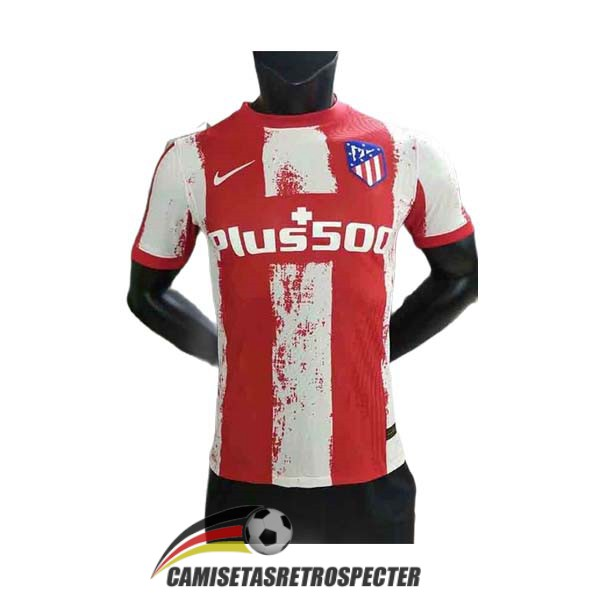 atletico de madrid 2021-2022 primera version player camiseta