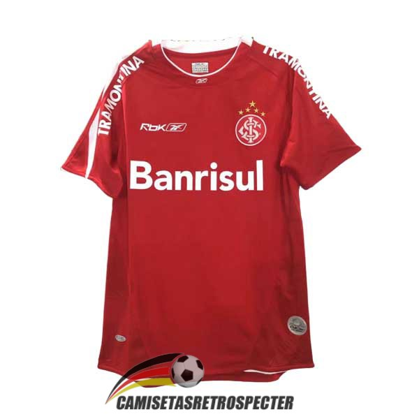 internacional rs retro 2006 primera camiseta