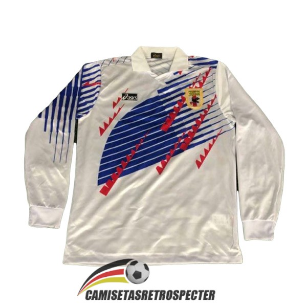 japon retro 1994 segunda manga larga camiseta