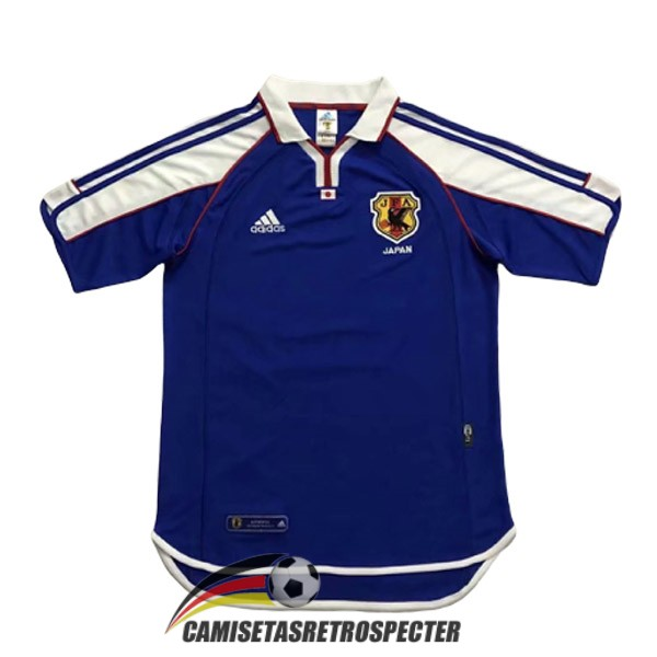 japon retro 2000-2001 primera camiseta