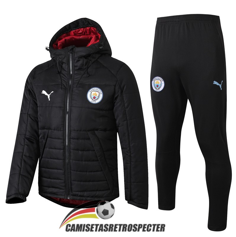 manchester city 2019-2020 negro rompevientos