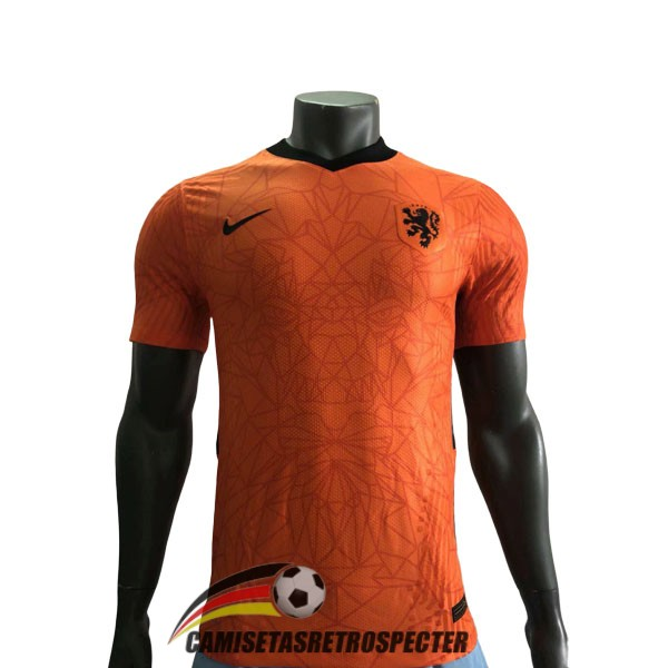paises bajos 2020 primera version player camiseta