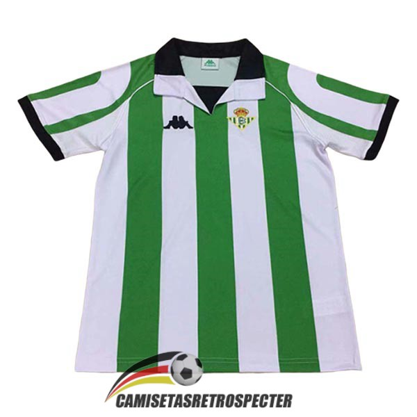 real betis retro 1998 primera camiseta