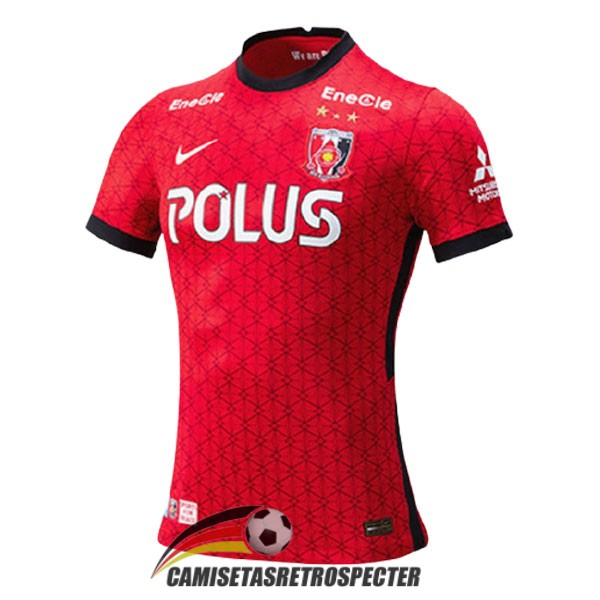 urawa red diamonds 2021-2022 primera camiseta